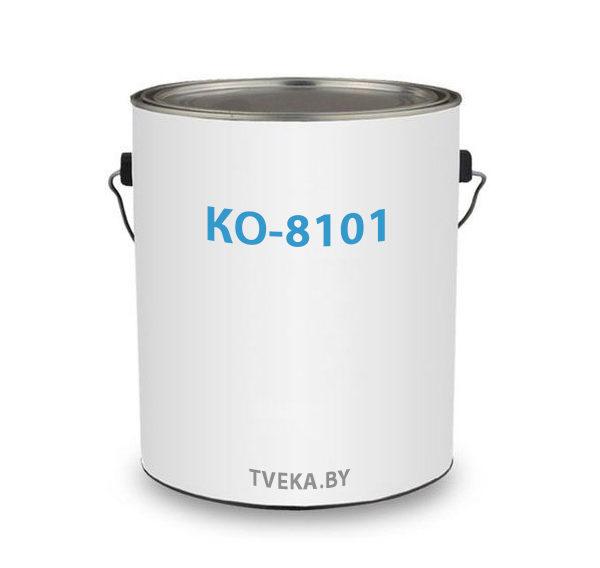 Эмаль КО-8101 термостойкая